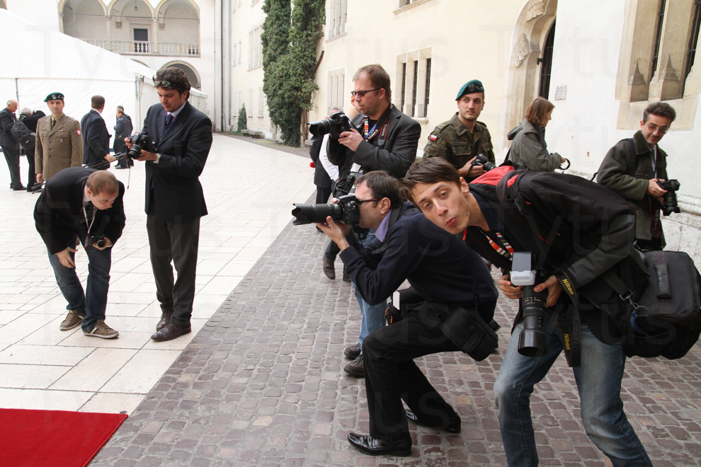 Photojournalists - What are they looking for?