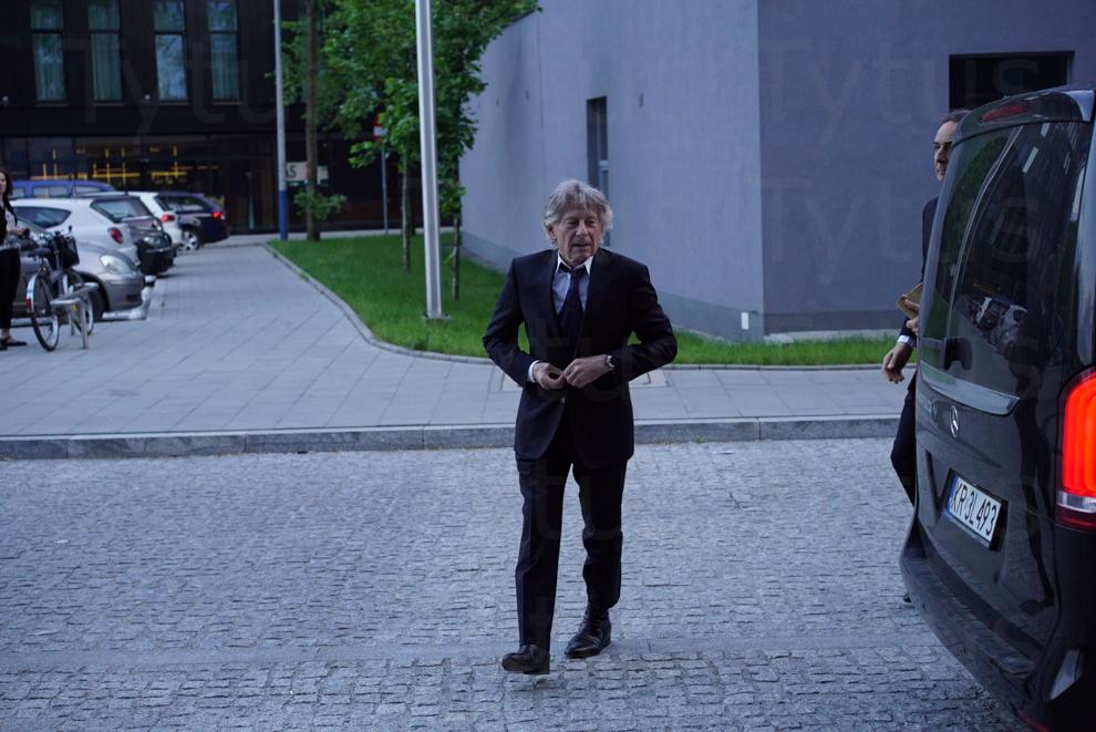 Roman Polański & Alexandre Desplat