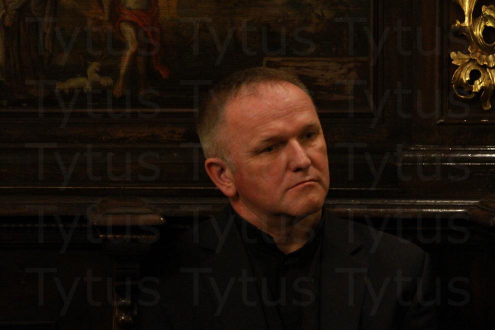Priest Wojciech Lemański