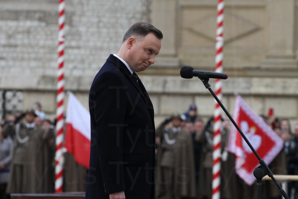 President of Poland - Andrzej Duda
