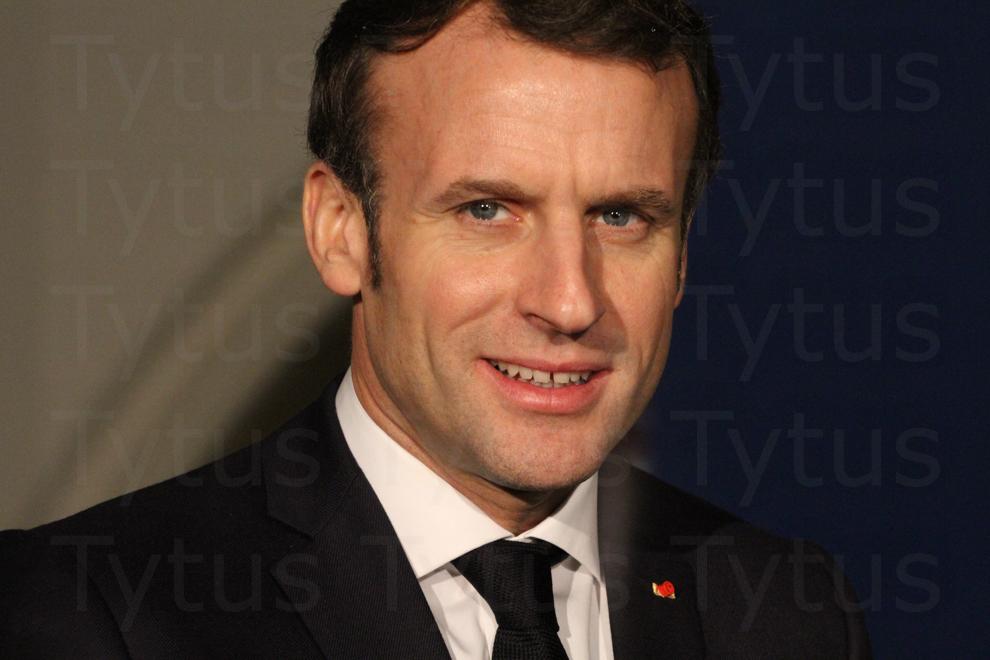 Emmanuel Macron - President of France